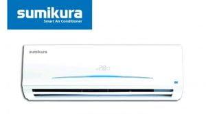 Điều hòa Sumikura được nhập khẩu nguyên chiếc tại Malaysia