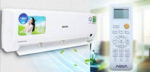 cách sử dụng remote máy lạnh Aqua