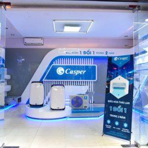 Địa chỉ chuyên sửa điều hòa Casper