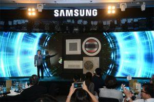 Để hiện thực hóa tham vọng của mình, tại triển lãm Samsung AC Forum 2015 diễn ra tại Seoul (Hàn Quốc),