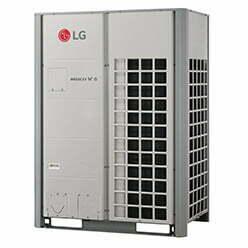 Sửa điều hòa trung tâm LG