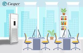 Điều hòa Casper 1 chiều 18000btu wifi: