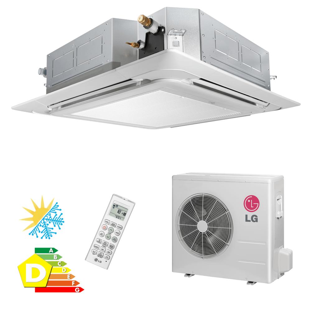 Thi công máy lạnh âm trần Lg inverter giá tốt Tp HCM - 269320