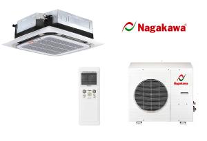 Nagakawa đã cho ra mắt 2 Dòng sản phẩm điều hoà công nghệ cao