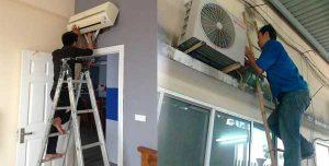 Sửa máy lạnh tại Vịnh Thanh Hậu Giang