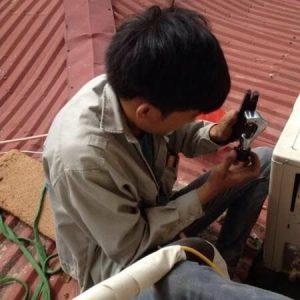 Sửa điều hòa treo tường tại nhà Lạng Sơn