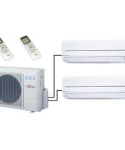 Sửa điều hòa Multi Fujitsu