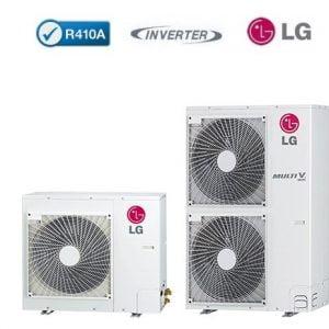 Sửa điều hòa Multi LG