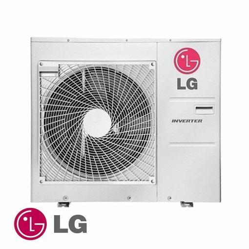 thay cục nóng điều hòa LG cũ