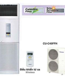Nạp gas điều hòa cây Panasonic