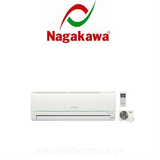 Nạp gas điều hòa âm trần Nagakawa