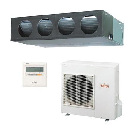 Nạp gas điều hòa áp trần Fujitsu