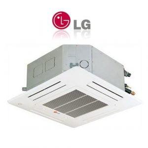 Nạp gas điều hòa âm trần LG