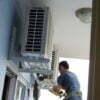 Nạp gas điều hòa âm trần Fujitsu