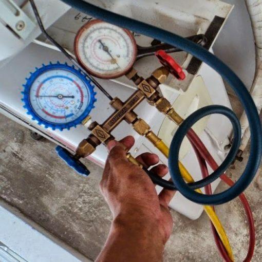 Nạp gas điều hòa Daikin