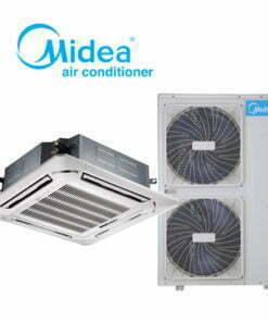 Nạp gas điều hòa Multi Midea