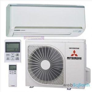 Nạp gas điều hòa Multi Mitsubishi