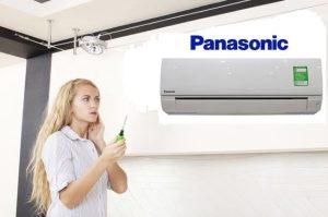 Vệ sinh điều hòa áp trần Panasonic