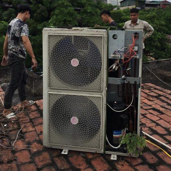 Nạp gas điều hòa tại Gia Lâm