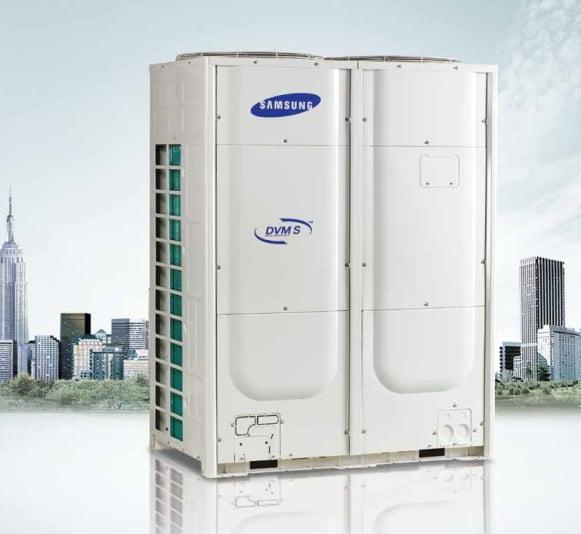 Vệ sinh điều hòa trung tâm Samsung