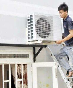 Thợ sửa máy lạnh tại Long Xuyên