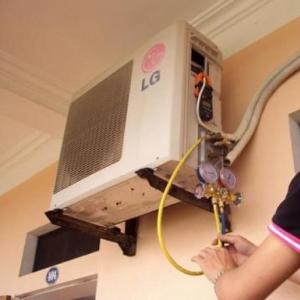 Nạp gas điều hòa tại Hoàng Mai