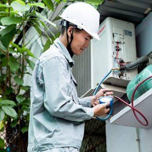 Nạp gas điều hòa tại Thanh Trì